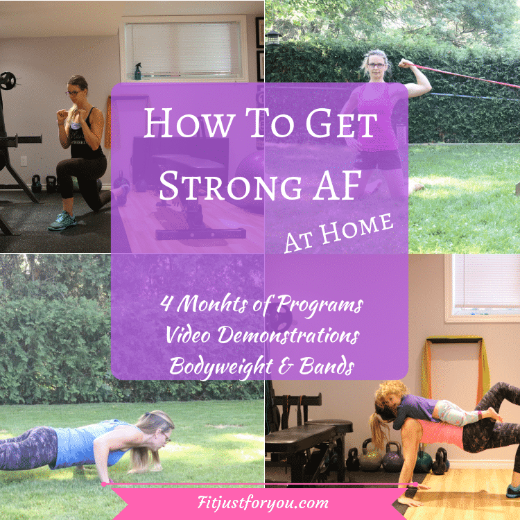 How to get strong af feature